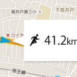 スピードがわかるGPS発信機