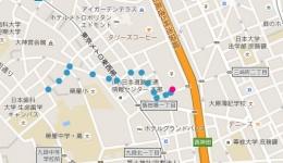 GPS軌跡